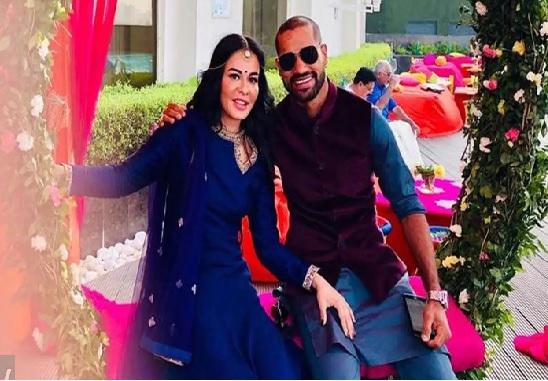 Shikhar Dhawan and Ayesha Mukherjee divorced; India cricket star's wife shares emotional post on Instagram