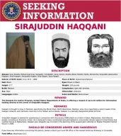 'Armed and Dangerous': New Afghan Interior Minister Haqqani bears $5mn US bounty