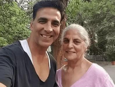 Akshay Kumar's mother Aruna Bhatia dies: Nimrat Kaur, Ajay Devgn & other celebs send condolences