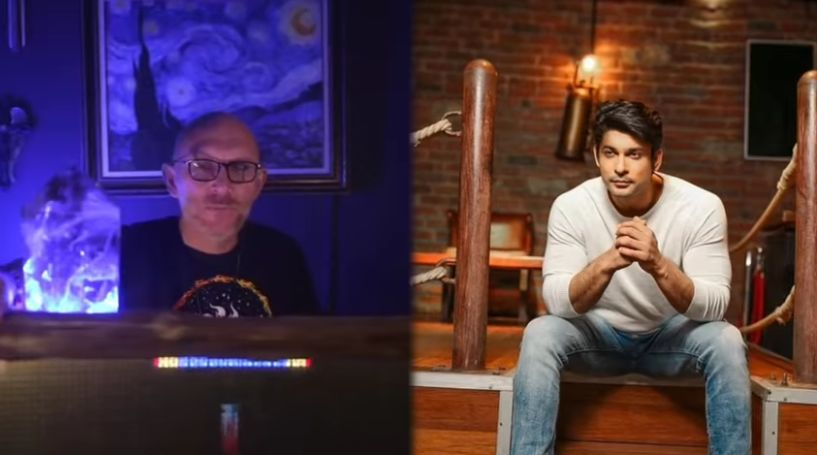 Paranormal expert Steve Huff claims to have spoken to Sidharth Shukla's spirit