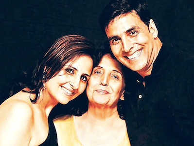 'I Have Never Felt Lonely': Akshay Kumar's Mother Aruna Bhatia Once Said On Mother's Day