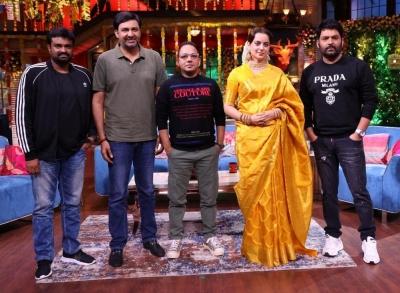 Kangana Ranaut to appear on 'The Kapil Sharma Show'
