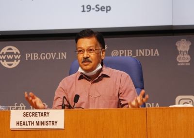 Health Secy says 2nd wave not over, cautions against festive season
