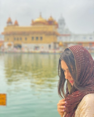 Nikita Dutta impressed with how everyone is treated equally in a 'gurudwara'
