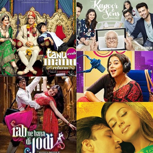 On-screen 'Troubled Relationship' depicts the real side of the changing society; here's 7 Bollywood films on Indian Matchmaking