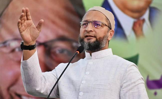 "FIR against Asaduddin Owaisi over ""indecent"" remarks against PM in UP's Barabanki"