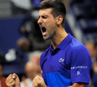US Open 2021 Semi-Final: Novak Djokovic beats Alexander Zverev; ties Roger Federer's record