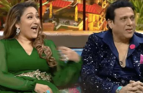 The Kapil Sharma Show: Govinda's wife Sunita Ahuja leaves everyone in splits by saying 'Main Inke Kachche Ka Rang Bhi Bta Dungi'