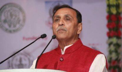 Gujarat Chief Minister Vijay Rupani submits his resignation