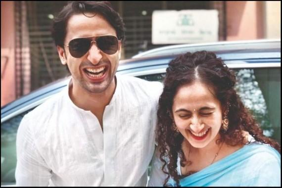 'Kuch Rang Pyaar Ke Aise bhi' actor Shaheer Sheikh and Ruchikaa Kapoor blessed with baby girl, checkout pictures!