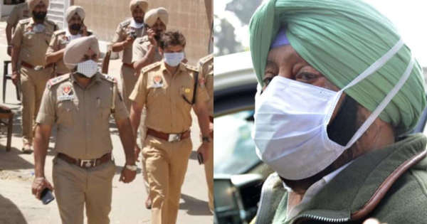 Punjab CM orders crackdown on scamsters, cheats etc after 6 held for organising cheating in police recruitment exam for SI