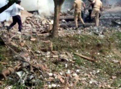 Blast in firecracker unit kills minor in Punjab