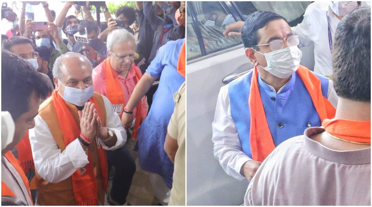 BJP calls for legislative meeting today at 3 to decide Gujarat's next CM