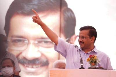 Kejriwal re-elected AAP's national convener for 3rd term