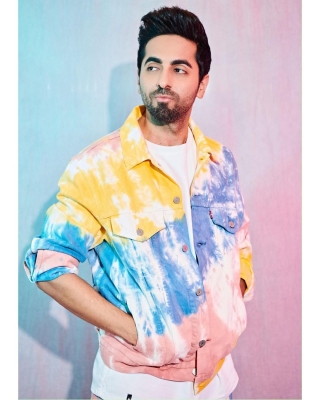 Ayushmann Khurrana: I'm trying to tell people to not stereotype themselves