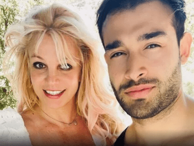 Britney Spears Engaged To Boyfriend Sam Asghari; Flashes 'Lioness' Engraved Ring
