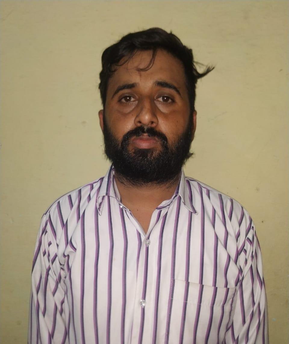 'Big fish' international smuggler Harpreet Singh involved in operating a major drug smuggling & supply network in Punjab nabbed