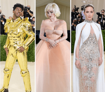 Met Gala 2021:  From Kim K to Rihanna, Lil Nas X- See Your Fav Celebrity WILD Looks