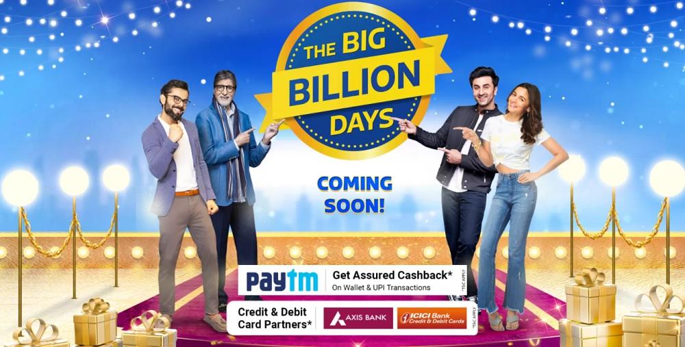 Flipkart Big Billion Days 2021: Date, offers, deal, know all here