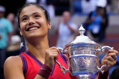 Parents played a huge part in my upbringing: US Open champ Raducanu
