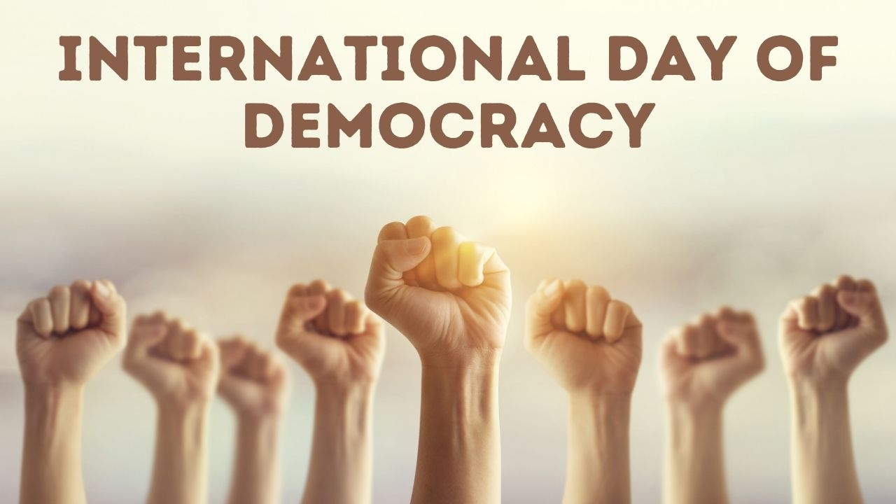 Intl day of democracy 2021: From date to history to significance, here's all about day