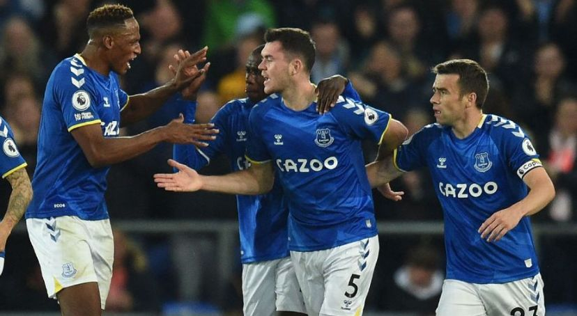 Everton VS Burnley Updates: Everton struck three times in seven minutes in the second half