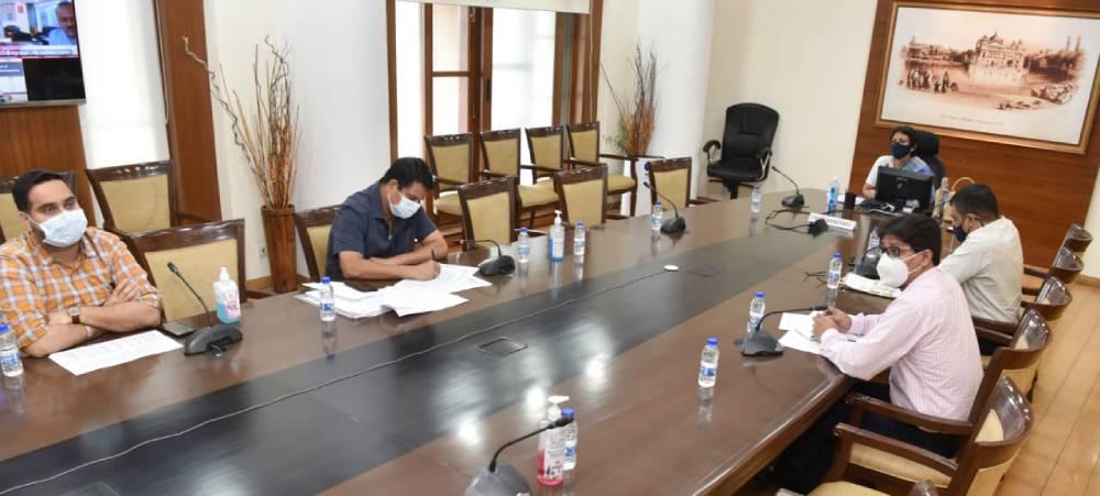 Punjab to soon launch another mega recruitment drive: CS Vini Mahajan