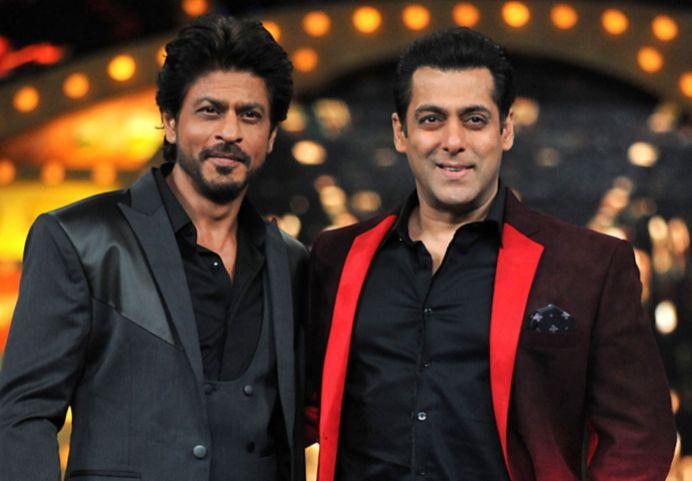 """Salman asks fans """"Swagat nhi karoge SRK ka?"""" in his latest post"""