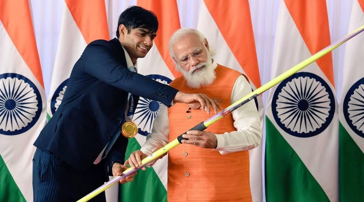 At PM b'day e-auction; Suhas ly's racket bids at 10 Cr, Neerja Chopra's javelin at 1.2 Cr