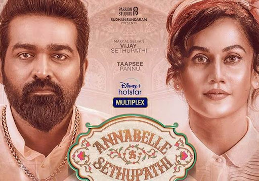 Annabelle Sethupathi Movie Review: A Horror-Comedy but misses out on both