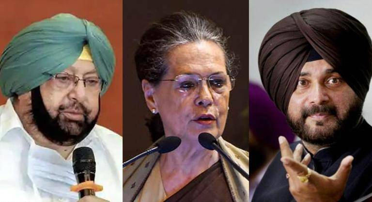 Capt. Amarinder's successor might be named today without CLP meet; Jakhar, Sidhu top contenders