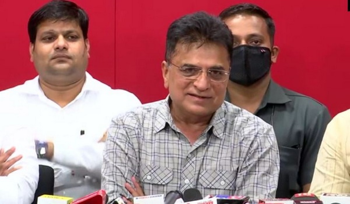 BJP leader Kirit Somaiya detained at Karad Railway Station; party slams Maha govt