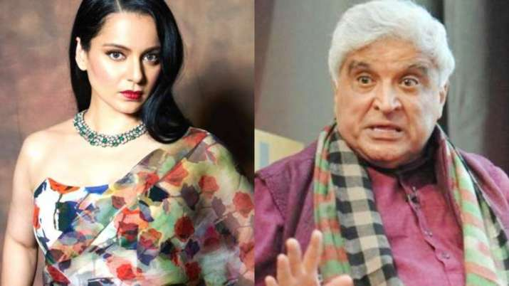 Kangana appears before Mumbai court, files counter complaint against Javed Akhtar