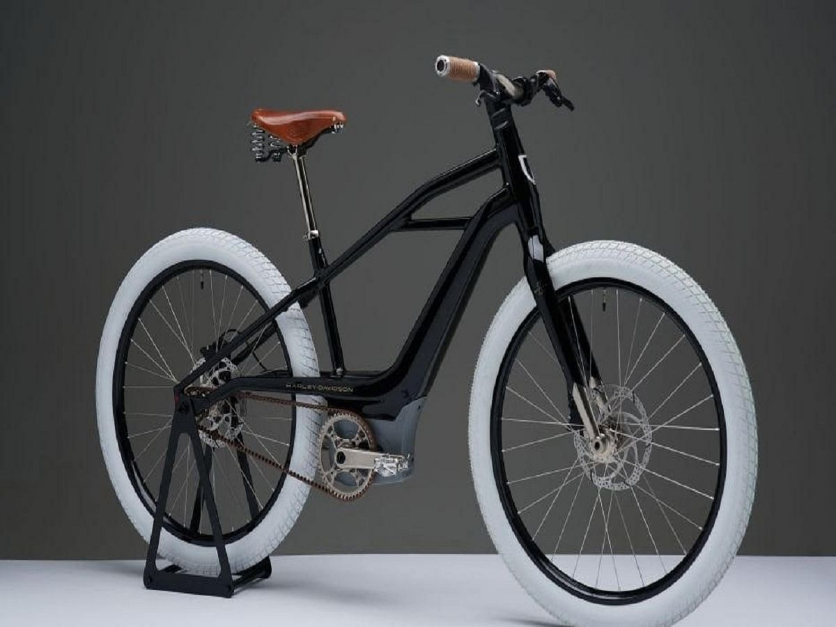 Harley-Davidson's 1st electric bicycle to go on sale later this year