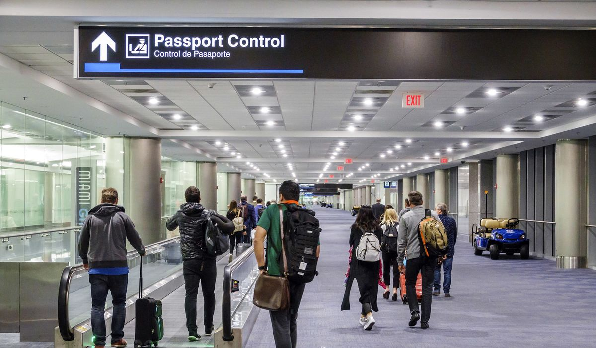 US to ease travel curbs for fully vaccinated foreign visitors