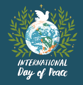International Peace Day 2021: 'Recovering better for an equitable and sustainable world'