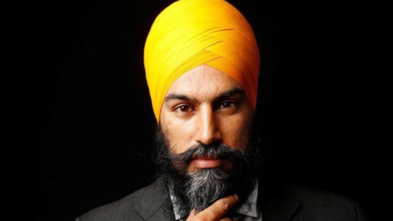 Canada 2021 elections: Punjab-origin NDP leader Jagmeet Singh re-elected in Burnaby South