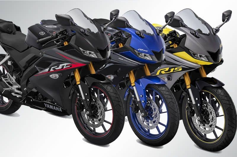 New Yamaha R15, R15M bikes launched in India, priced at Rs 1.29L