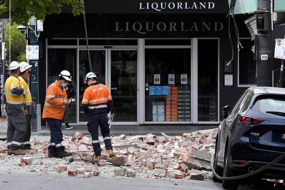 5.8-magnitude quake hits Australia's Victoria: USGS