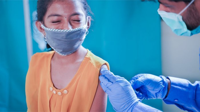 12+ aged children to be vaccinated from October with ZyCoV-D