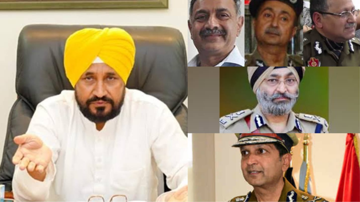 Punjab Govt sends panel of 10 names to UPSC for DGP's post amid political crisis; Check list