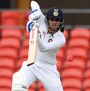 Smriti Mandhana Becomes First Indian Woman to Hit a Ton in Pink-Ball Test, Named 'Goddess Of Offside'