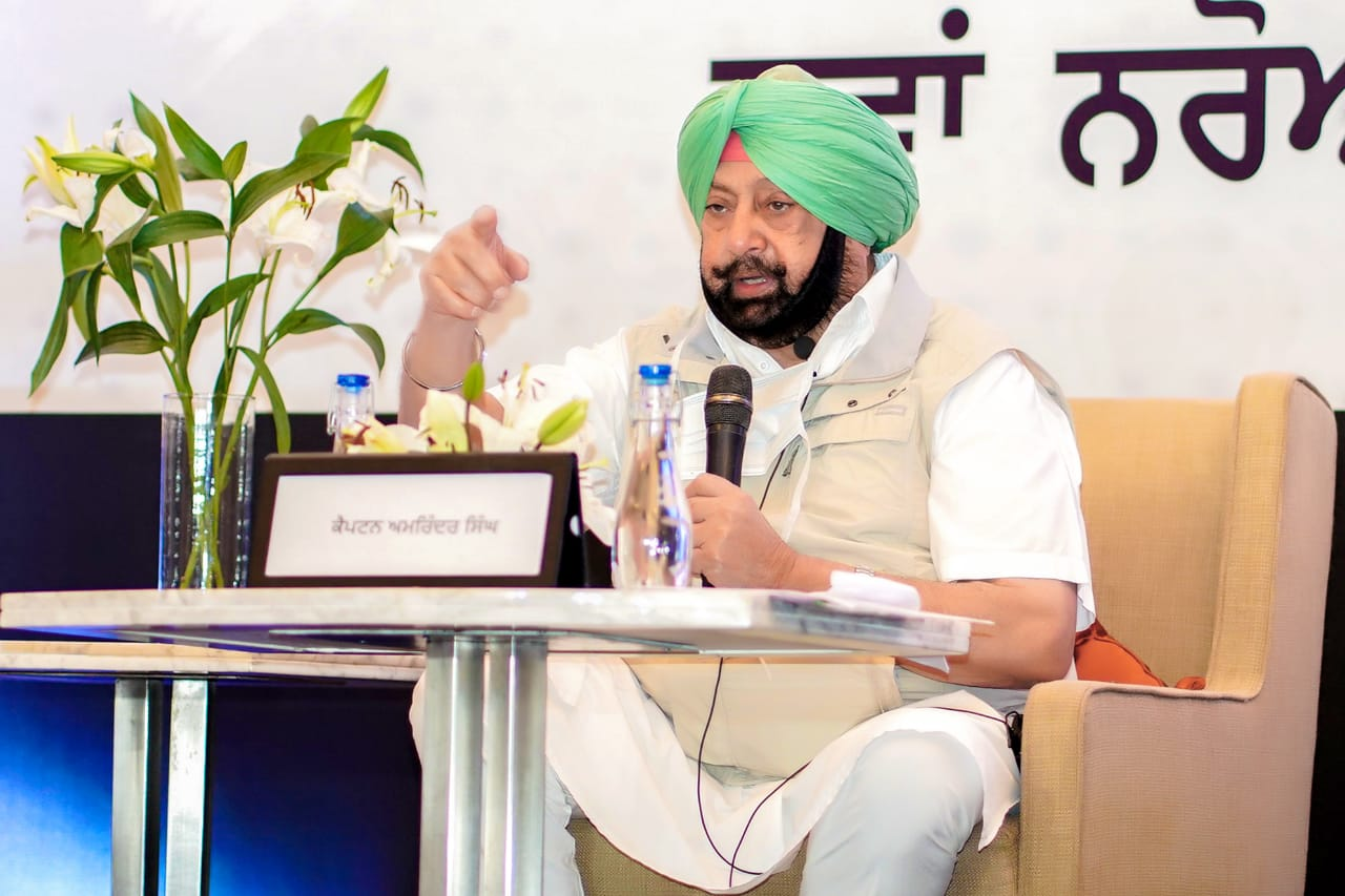 After announcing he will quit Congress, Capt Amarinder all set to form 'Punjab Vikas Party'