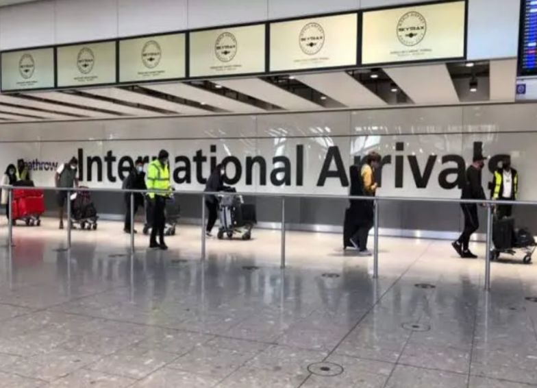 Travel during Covid: 10-Day Quarantine For UK Visitors In India's Tit-For-Tat Move