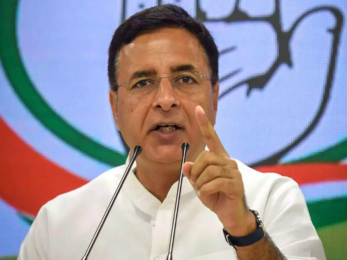 Out of 79, 78 MLAs wanted Capt Amarinder to be ousted: Surjewala