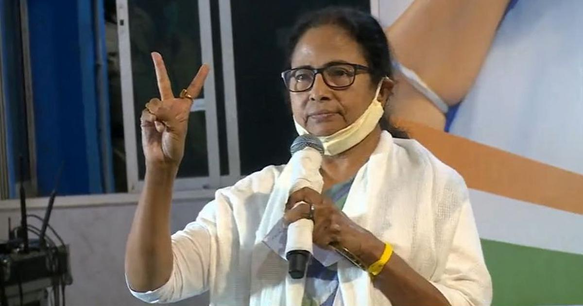 Mamata Banerjee wins Bhabanipur bypoll by 58,832 votes, performs better than 2011