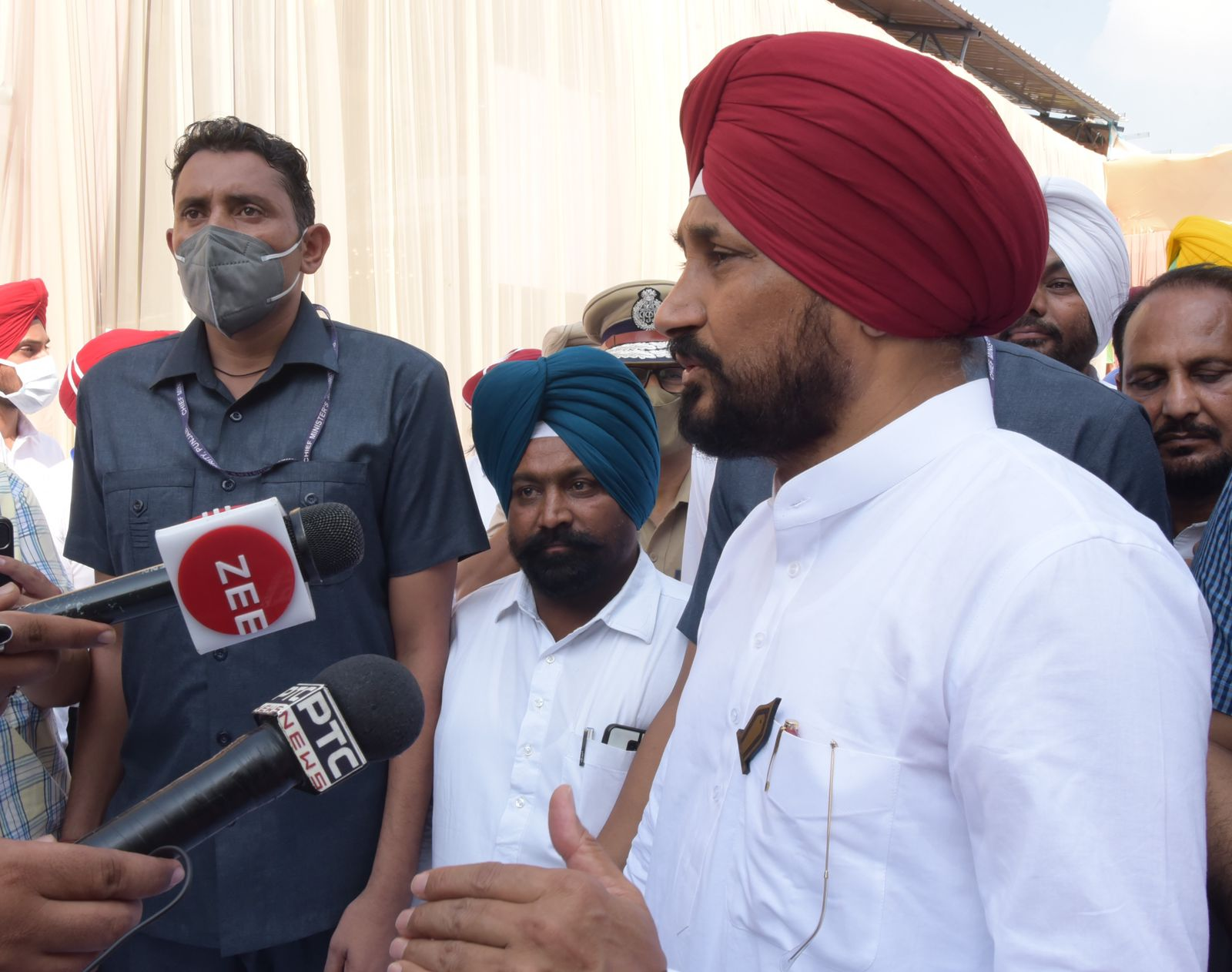 Punjab DGP to be appointed only on basis of Center's Panel, says Punjab CM