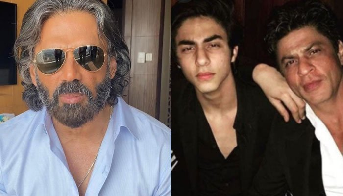 Let real reports come out, Suniel Shetty reacts to Aryan Khan's cruise rave controversy