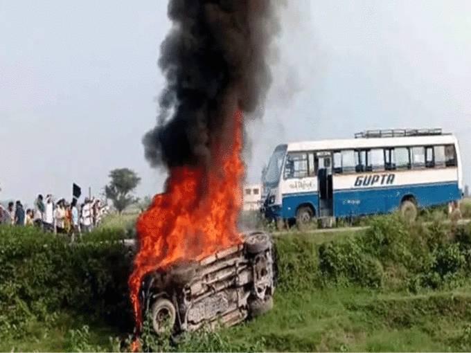 'Let me go', last mercy screams of driver killed at Lakhimpur Kheri