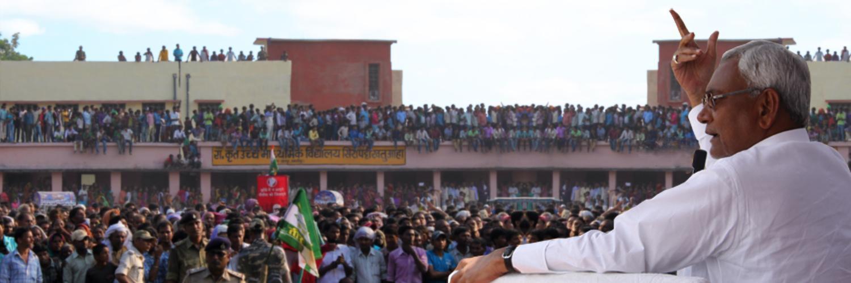 Nitish Kumar slams Niti Aayog report on Bihar's health infra